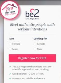 Be2 - Register