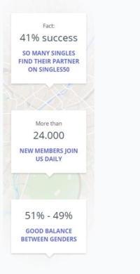 Singles50.com.au - More details