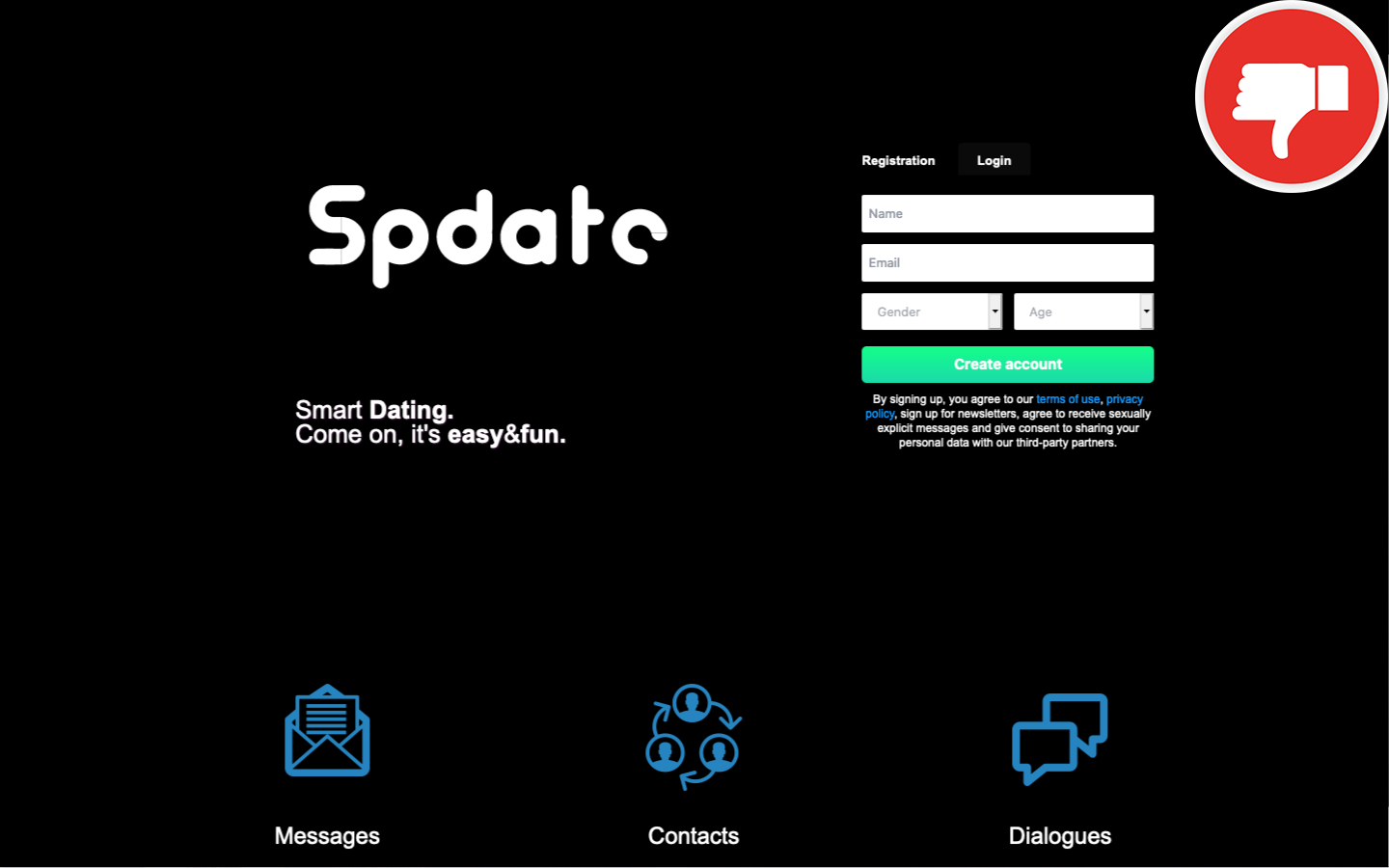 SpDate.com review: Rip-off or safely to use