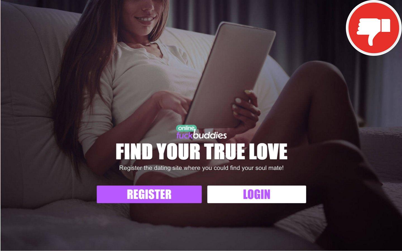 Review OnlineFuckBuddies.com scam