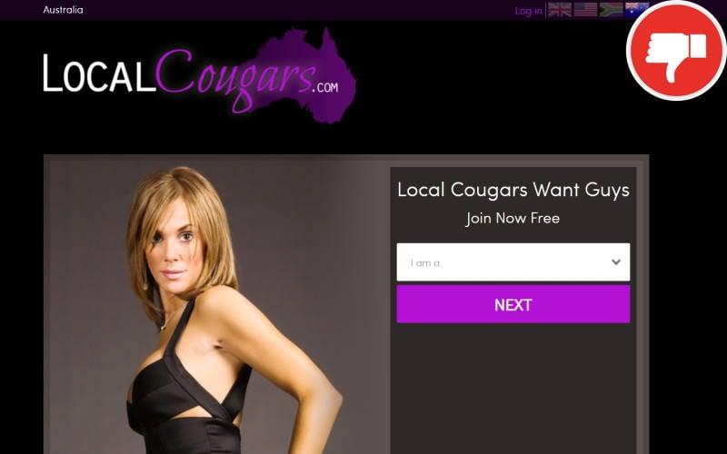 Review LocalCougars.com scam